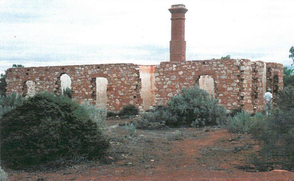 2001 Remains of the Premier Hotel